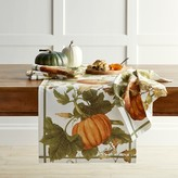 Williams-Sonoma Botanical Pumpkin Runner