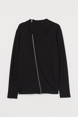 H&M Hooded cardigan