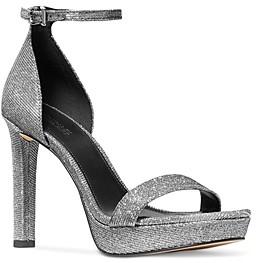 MICHAEL Michael Kors Women's Margot Platform Sandals