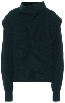 Isabel Marant Poppy cashmere and wool sweater