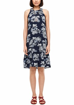 S'Oliver Women's 120.10.006.20.200.2039575 Casual Dress