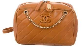 Chanel Covered CC Signature Camera Case
