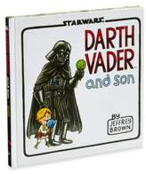 Star Wars Darth Vader & Son Book