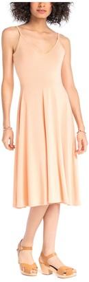 Synergy Jane Flounce Knit Dress