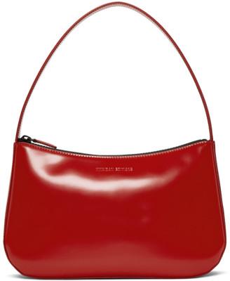 Kwaidan Editions Red Leather Lady Bag