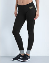 Monreal London Reflective-cuff jersey leggings
