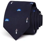 Paul Smith Rainbow Mushroom Skinny Tie