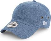 New Era 9forty Washed Denim Baseball Cap