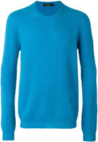 Roberto Collina ribbed-knit sweater - men - Cashmere - 50
