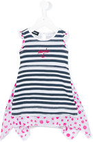 Diesel sleeveless dress - kids - Cotton/Polyester - 12 mth