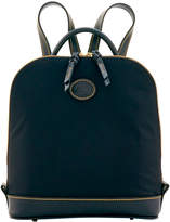 Dooney & Bourke Nylon Zip Pod Backpack