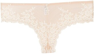 Wacoal Floral Embroidered Briefs