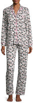 Cosabella Bella Printed Jersey Pajama Set