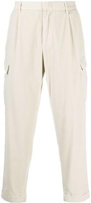 Ermenegildo Zegna Corduroy Cargo Trousers