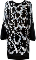 Tsumori Chisato circle print dress - women - Rayon/Silk - 2