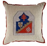 Military Insignia Patch Pillow - Army