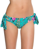 Betsey Johnson In Bloom Tie Hipster Bottom