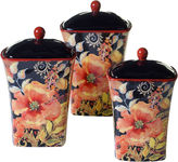 Certified International CANISTER SET 3PC