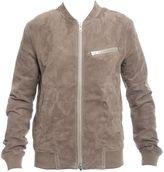 S.W.O.R.D. Beige Leather Jacket