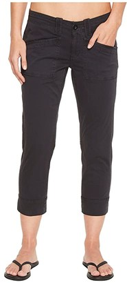 Aventura Clothing Arden V2 Slimmer Pants (Black) Women's Casual Pants