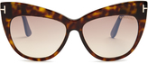 Tom Ford Nika cat-eye sunglasses