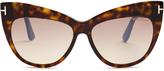Tom Ford Nika cat-eye sunglasses