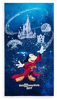Disney Sorcerer Mickey Mouse Beach Towel - Walt World 2017