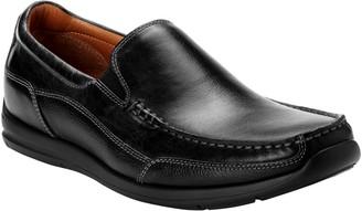 Vionic Men's Leather Slip-on Loafers - Astor Preston