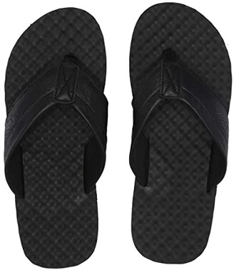 Flojos Xander 2.0 (Black) Men's Sandals