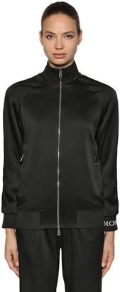 Moncler Viscose Blend Track Jacket