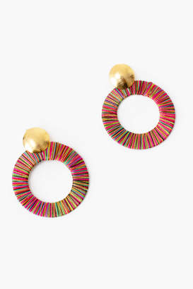 Maria Camila Mesa Multi Hoop Earrings