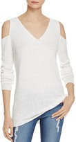 Honey Punch Cold Shoulder Sweater - 100% Exclusive