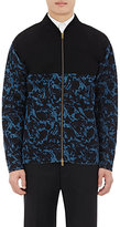 Marni MEN'S ABSTRACT-GRAPHIC NEOPRENE JACKET