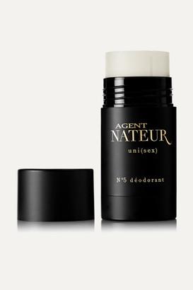 AGENT NATEUR Uni(sex) No.5 Deodorant, 50ml - Colorless