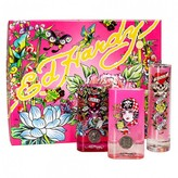 Ed Hardy Fragrance Trio Set 3 pack