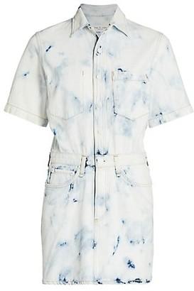 Rag & Bone All-In-One Denim Shirtdress