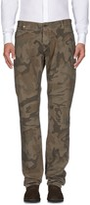 Grey Daniele Alessandrini Casual pants - Item 13062132