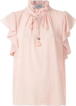 Olympiah Juli ruffle blouse