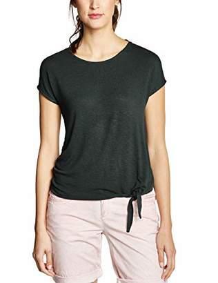 Street One Women's 313524 Femke T-Shirt, (Chilled Green 118), 20 (Size: )