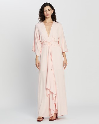 Significant Other Seawall Dress