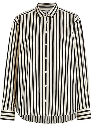 Totême Capri Striped Shirt