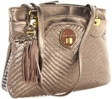 Elliott Lucca Magdalena Satchel (Dark Pewter) - Bags and Luggage