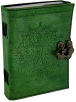 Zeckos Tree of Life Embossed Leather Bound Journal 5x7 in.