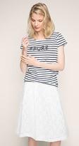 Esprit OUTLET glittering print t-shirt
