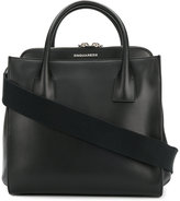 DSQUARED2 Twin Peaks tote - women - Leather - One Size