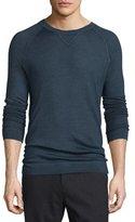 Vince Raglan-Sleeve Crewneck Sweater, Navy