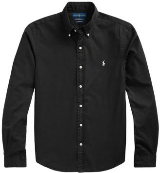 Polo Ralph Lauren Slim-Fit Twill Sport Shirt