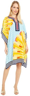 Trina Turk Theodora Dress (Multi) Women's Clothing