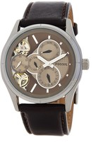 Fossil Men's Twist/Multi Strap Watch
