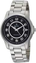 Bulova Men's 96B129 Precisionist Claremont Dial Steel Bracelet Watch